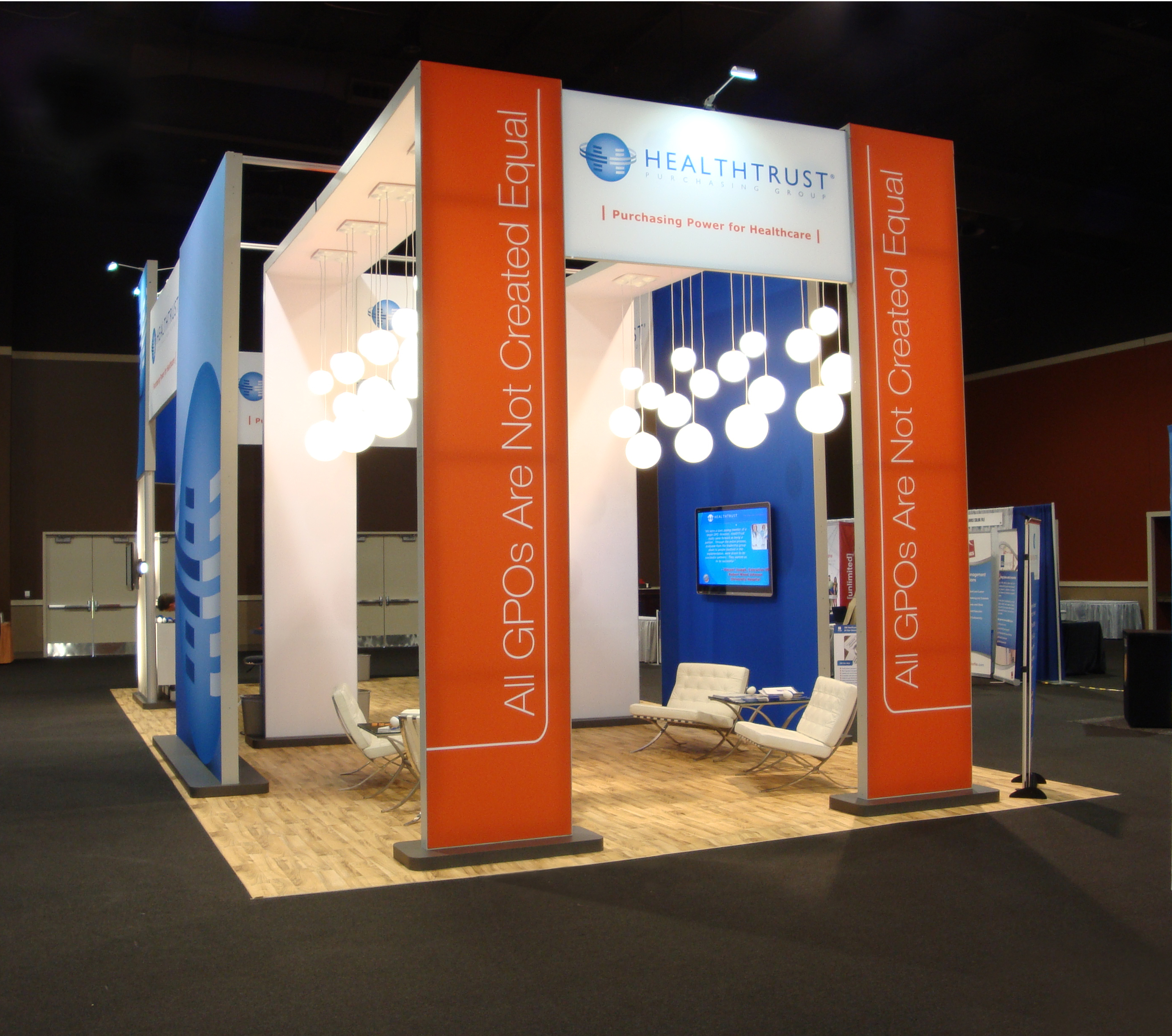 Fabric Exhibition Stand Here Alone : One person s opinion trade show information from exhibit